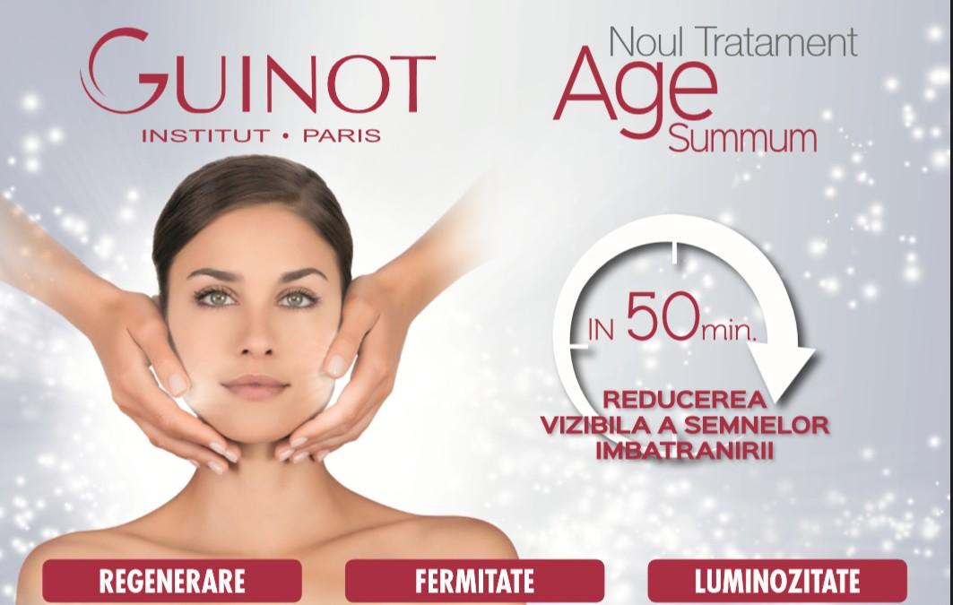 Tratament AGE SUMMUM Guinot - Salon ELIA STUDIO